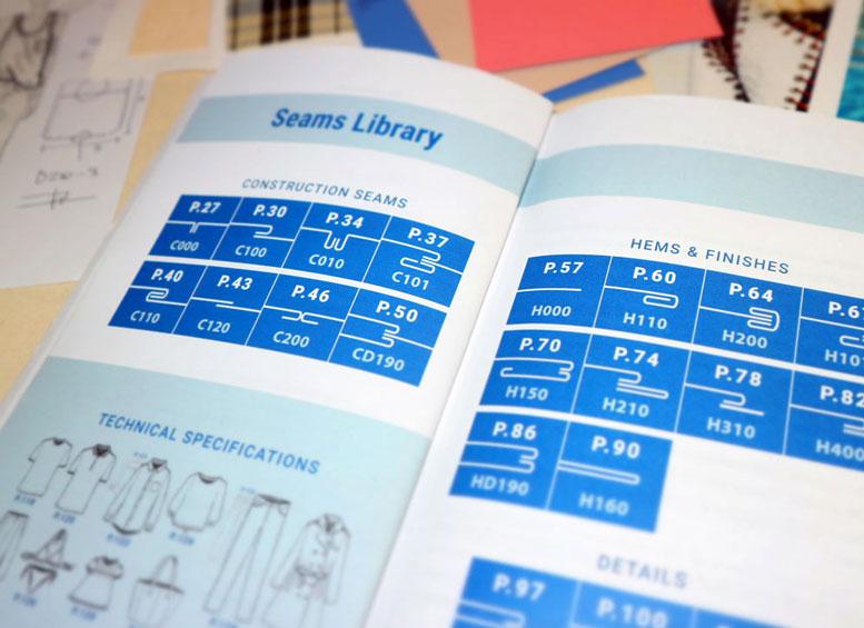 Contents: Seams Library