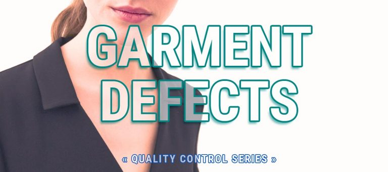 Read more about the article How to Classify Garment Defects