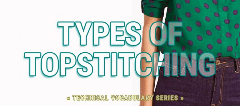 Read more about the article TOPSTITCHING: Types, Purposes, and Uses