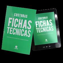 Libro Costuras para Fichas Técnicas