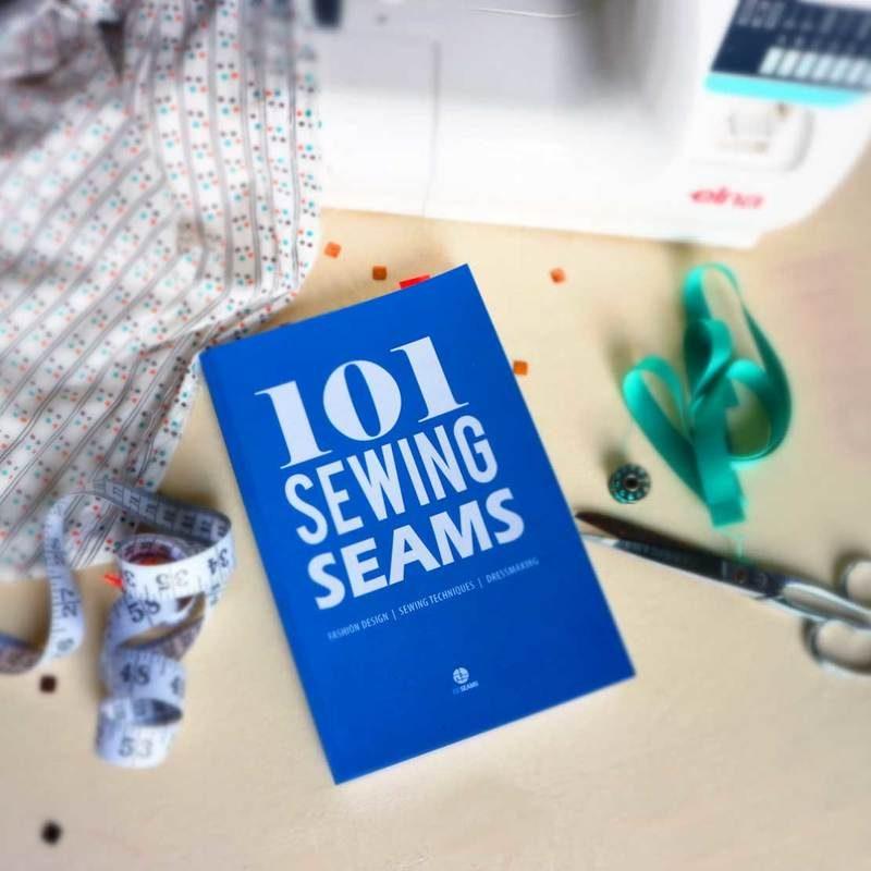 Book 101 Sewing Seams