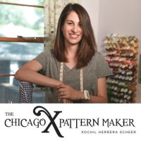 Xochil Herrera Scheer - The Chicago Patternmaker